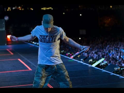 Eminem & Rihanna - The Monster Tour / Full Show @ Detroit, Comerica Park, 23/08/2014