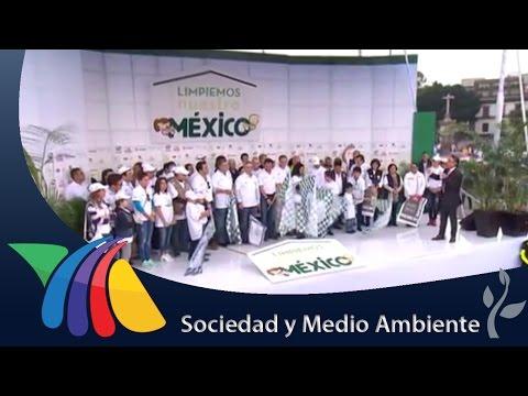 Limpiemos Nuestro México, un cambio cultural | Noticias