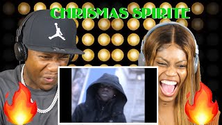 BigKayBeezy - Christmas Spirit REACTION