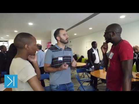 Africa Tech Day 2017 - Jean Obianga on The Role of The Youth in Africa's Development