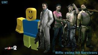 Left 4 Dead 2 Roblox UH (Survivor)