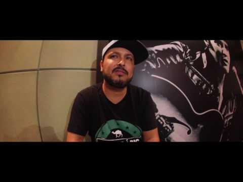 RODRIGO ARANTES - MAKING OF