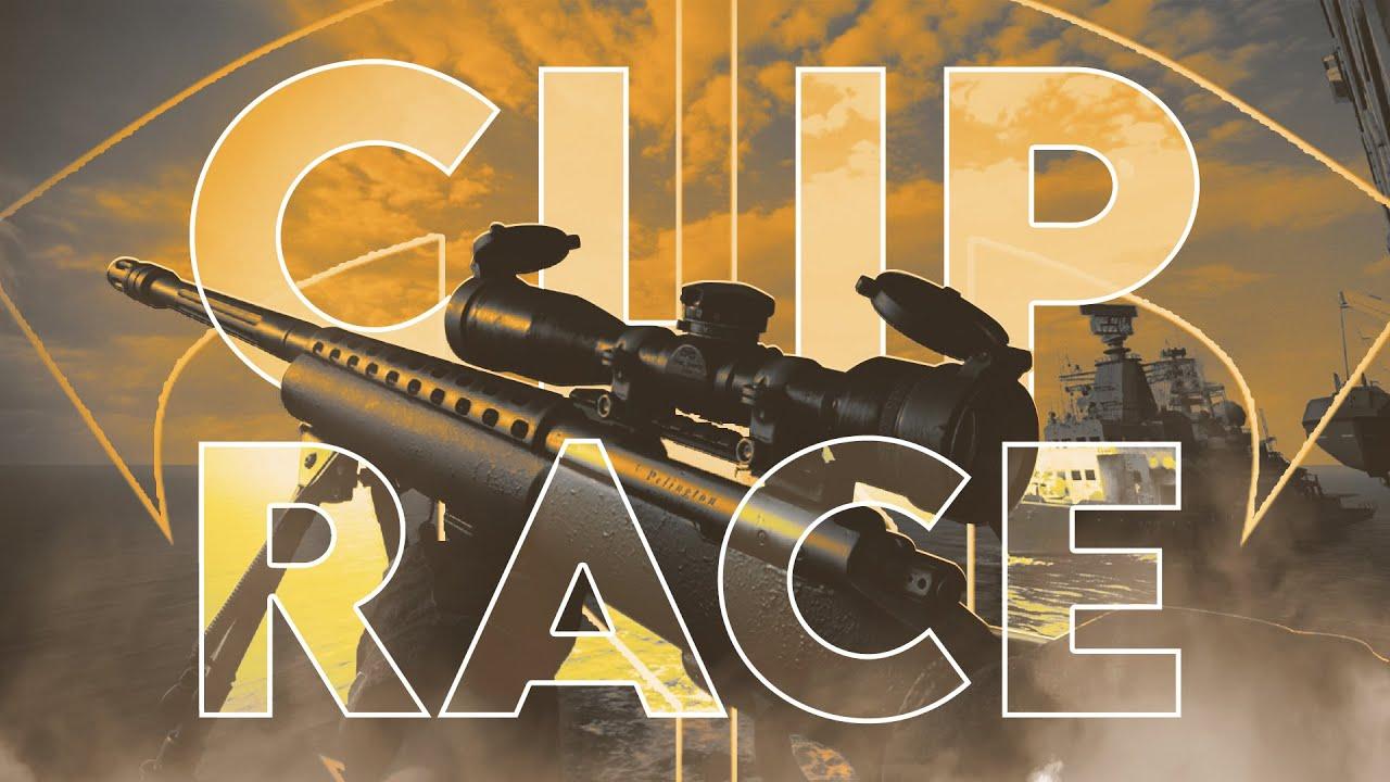 THRIVE CLIP RACE