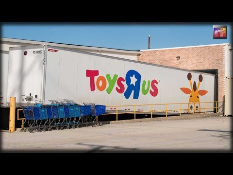 Children All over America Crying as Toys R Us Delivers Crushing News