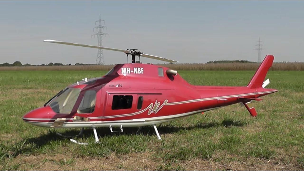 Agusta A109 Koala - YouTube
