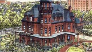 Part 1 of 2:  CASTLE NEWARK: The Krueger-Scott Mansion