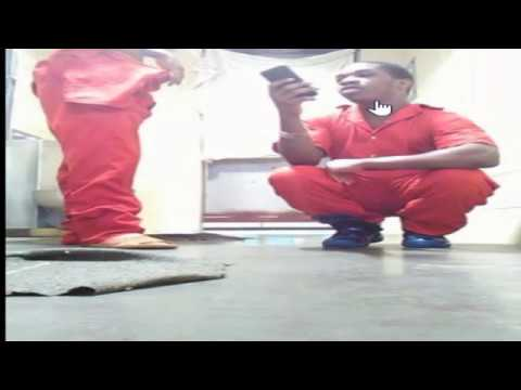 Hinds County jail party