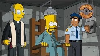 СИМПСОНЫ - Лучшие моменты. Наказание Барта! Война Лизы и Барта. #BUBLIK 31 NEW