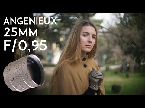 Angenieux 25mm F/0,95 - The Weird Lens Review