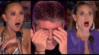 #1 THE BEST Top 6 SHOCKING & AMAZING MAGICIANS On AGT/BGT 2017 America's & Britain's Got Talent 2017