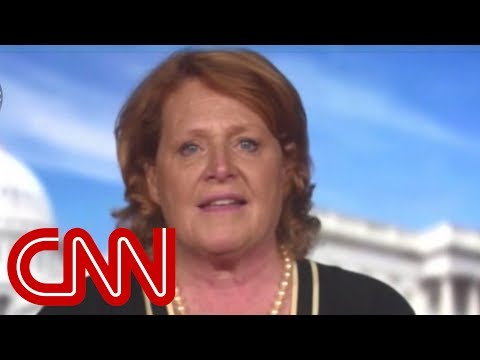 Sen. Heitkamp reveals her Kavanaugh decision