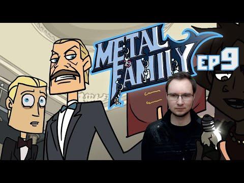 Metal Family Реакция - 9 серия