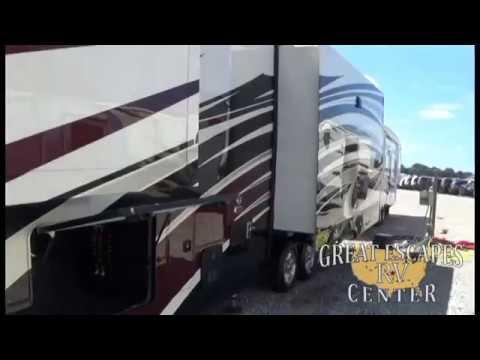 2018 Riverstone 38MB - For Sale! Arkansas RV Dealer! Great Escapes RV Center