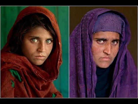 Arrestata la 'ragazza afgana' fotografata da Steve McCurry, ecco perché