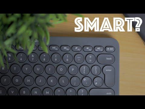 Logitech K380 Multi Device Bluetooth Keyboard- Full Review