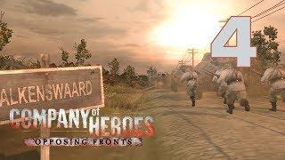 Прохождение Company of Heroes: Opposing Fronts #4 - Шоссе 69 [Операция