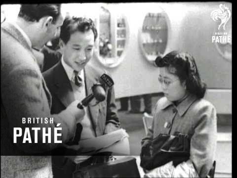 Pathe Reporter Meets... (1948)