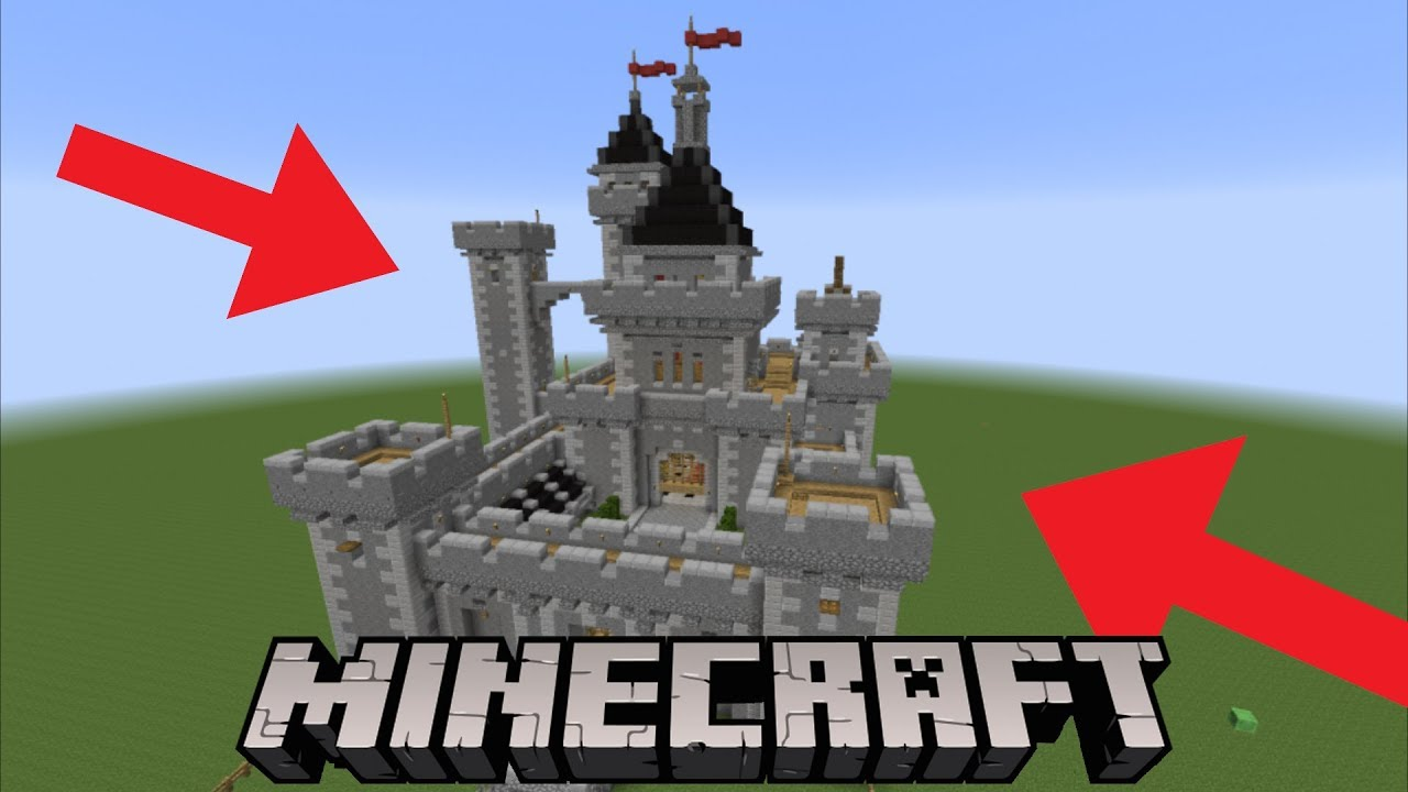 Minecraft how to build an awesome fort that will make your friends