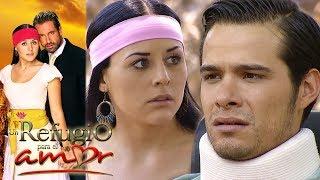 Un refugio para el amor - Capítulo 97: Patricio descubre que Luciana está embarazada