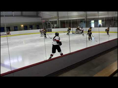 2017 Sept 10 Missy Jr Chiefs vs Ottawa Lady Sens 2-2 tie