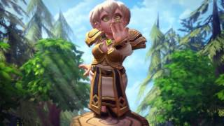 Heroes of the Storm – Хроми трейлер на русском HD