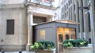 Video True Religion Brand Jeans Store Across the New York Stock Exchange on Wall Street, New York City download MP3, 3GP, MP4, WEBM, AVI, FLV November 2018