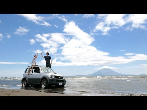 OMETEPE ISLAND TO LEON - THE BEST VIEW | TRAVEL NICARAGUA