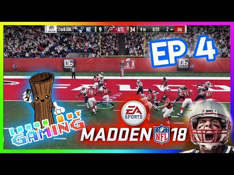 Madden 18 - Ep 4 - Laugh Out Gaming - PS4 Latest Gaming Videos on VIRAL CHOP VIDEOS