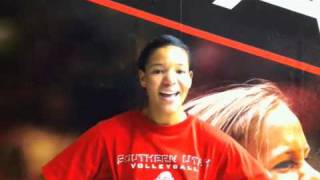SUU VB Quick Takes - Marli Langford