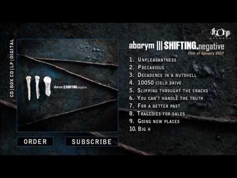 ABORYM - Shifting.Negative (Official Full Album Stream)