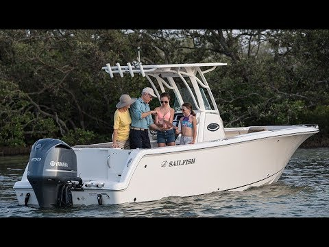 2020 Sailfish 241 Center Console Boat For Sale In Westbrook, CT