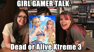 GAMER GIRLS talk Dead or Alive Xtreme 3 controversy! - Happy Console Gamer