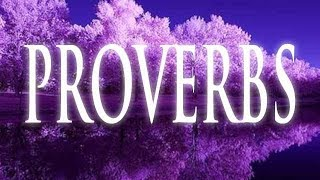 The Book of Proverbs: God's Creative Power Caught on Camera Pt 9