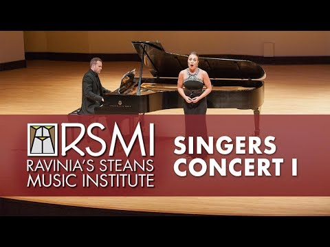 Ravinia's Steans Music Institute: Concert I (July 30, 2017)