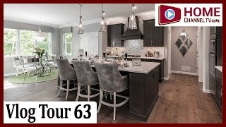 Open House Tour (Vlog 63) Ranch Home at Whispering Oaks in Twin Lakes Wisconsin