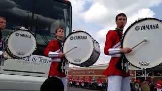 Infinity Percussion Bass Break - World Championships Semi-Finals 2014