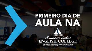 PRIMEIRO DIA DE AULA NA SLEC | EPISÓDIO 02 | DIÁRIO DE INTERCÂMBIO