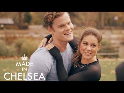 Louise & Ryan's Love Story | Made in Chelsea