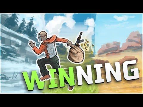 THE WINNING JOURNEY - Rust (Pt. 1/2) thumbnail