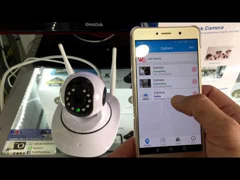 keye App กับการใช้งานกล้อง IP Camera
