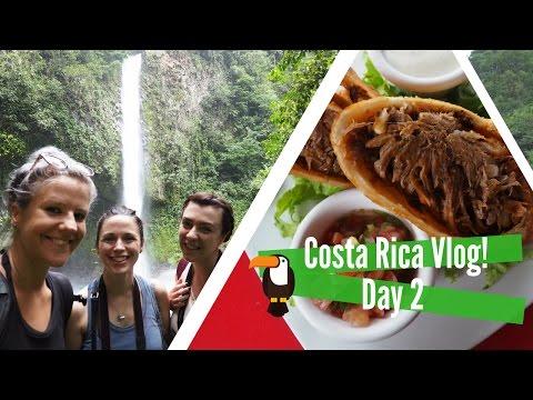 Costa Rica Day 2 | Skywalk | Rainforest | Zip line?