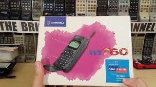 Motorola M760 MicroTAC vintage PCN Brick phone