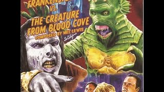 FRANKENSTEIN VS. THE CREATURE FROM BLOOD COVE Movie Trailer