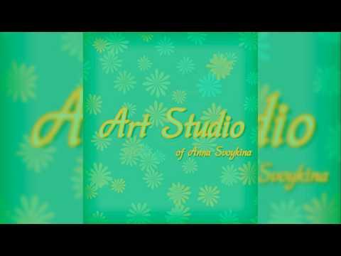 Процесс создания иллюстрации... Красочные истории в деталях...🔍🖌 🍀🔅🍀Оранжевые герберы...🍀🔅🍀 А.С.™✍🏻