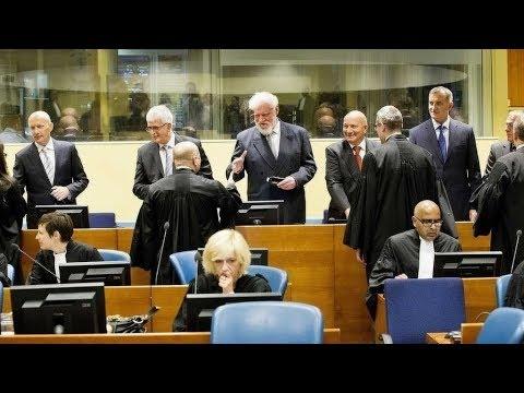 Presuda Prliću i ostalim do novembra