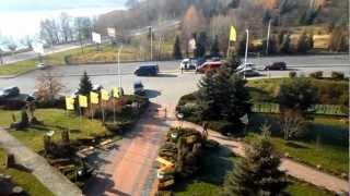 """Санаторий """"Карпаты"""",г.Трускавец,Ноябрь-2012г."""