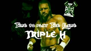 WWE- Triple H - Theme Song 2009/2013
