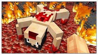 I Mostri Maledetti Attaccano La Nostra Casa - Minecraft Ita