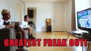 Greatest Freak Out Ever! | David Lopez