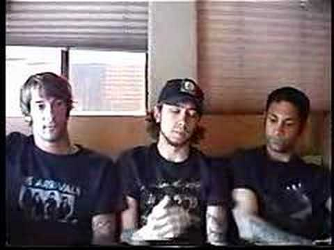 Rise Against -- Band Interview